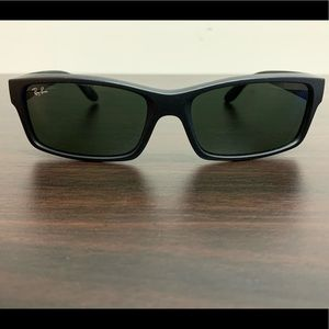 Ray-Ban RB4151 622 3N Rubber Frame Sunglasses